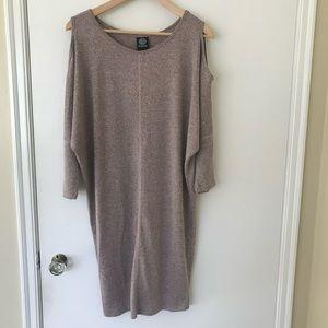 NWT Cold-Shoulder Nordstrom rack dress
